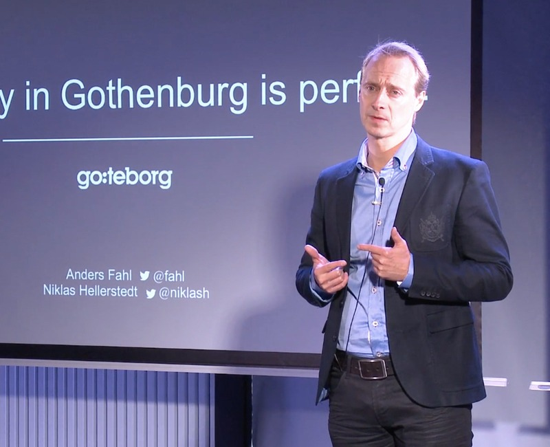 Gothenburg: Digital user experience