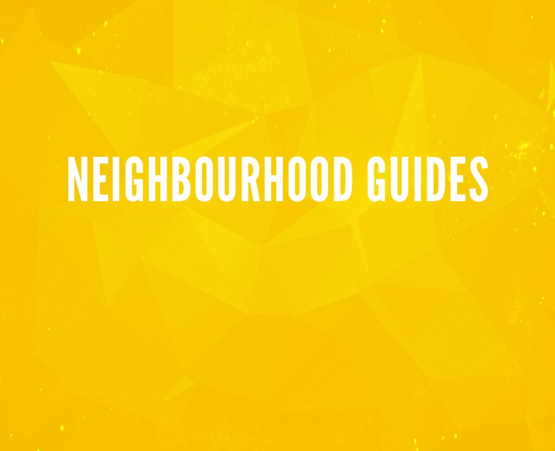 Neighbourhood & Experience Guides