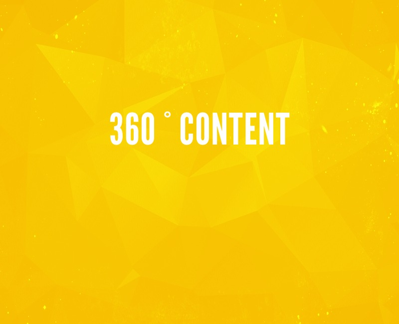 360 Videos, Content Strategy & Distribution
