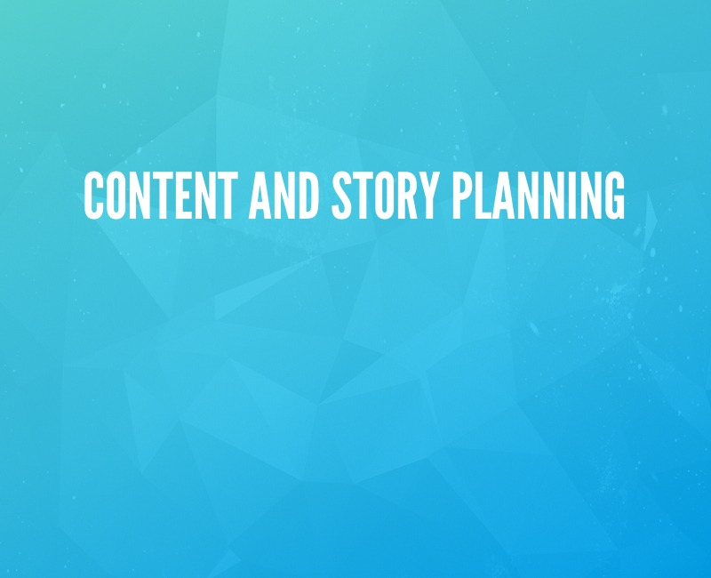 Content & Story Planning