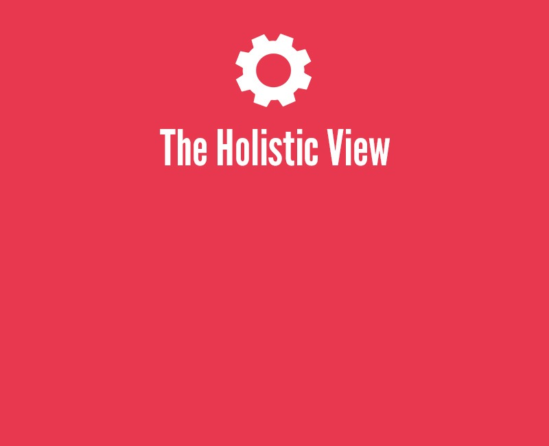 12 Stages of Transformation Series – Stage 1. The Holistic View
